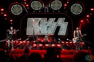 IRVINE, CA. - Sept. 09: KISS performs at FivePoint Amphitheatre in Irvine, CA on September 09, 2021. (Photo: James Alvarez/Aesthetic Magazine)