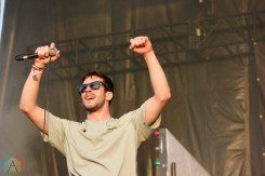 CHICAGO, IL - SEPT 19 - Knuckle Puck performs at Riot Fest in Chicago, Illinois on September 19, 2021. (Photo: Curtis Sindrey/Aesthetic Magazine)