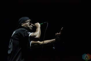 CHICAGO, IL - SEPT 17 - Lupe Fiasco performs at Riot Fest in Chicago, Illinois on September 17, 2021. (Photo: Curtis Sindrey/Aesthetic Magazine)