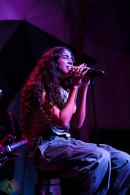 PORTLAND, Ore. - Sept. 14 - Maria Isabel performs at Holocene in Portland, Oregon on September 14, 2021. (Photo: Diana Thompson/Aesthetic Magazine)
