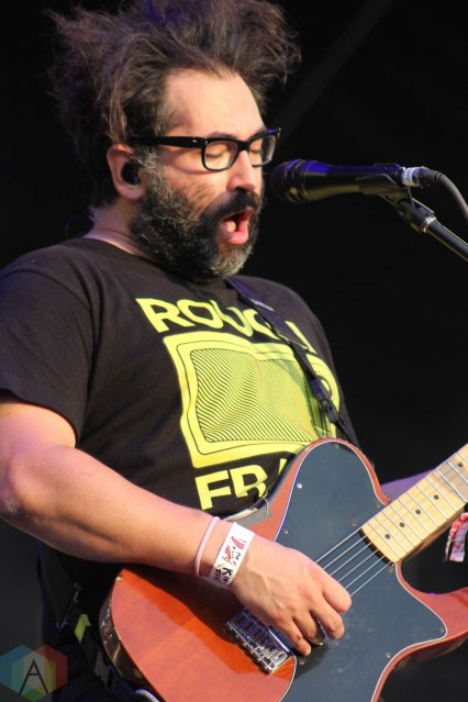 CHICAGO, IL - SEPT 17 - Motion City Soundtrack performs at Riot Fest in Chicago, Illinois on September 17, 2021. (Photo: Curtis Sindrey/Aesthetic Magazine)