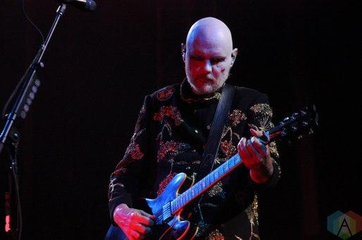 CHICAGO, IL - SEPT 17 - Smashing Pumpkins perform at Riot Fest in Chicago, Illinois on September 17, 2021. (Photo: Curtis Sindrey/Aesthetic Magazine)
