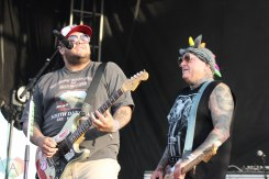 CHICAGO, IL - SEPT 17 - Sublime performs at Riot Fest in Chicago, Illinois on September 17, 2021. (Photo: Curtis Sindrey/Aesthetic Magazine)