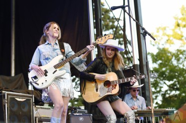 HAMILTON, ON - SEPT 18: The Redhill Valleys perform at Festival of Friends in Hamilton, ON on September 18, 2021. (Photo: Veronique Giguere/Aesthetic Magazine)