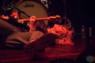 NEW YORK, NY - OCTOBER 01 - Dead Sara performs at Bowery Ballroom in New York on October 01, 2021. (Photo: Alx Bear/Aesthetic Magazine)