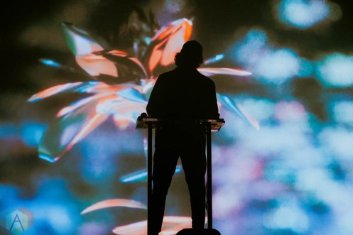 COLUMBUS, OH - Oct. 6 - Jai Wolf performs at EXPRESS LIVE! in Columbus, Ohio on October 6th, 2021. (Photo: Emma Fischer/Aesthetic Magazine)