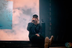 COLUMBUS, OH - Oct. 6 - Porter Robinson performs at EXPRESS LIVE! in Columbus, Ohio on October 6th, 2021. (Photo: Emma Fischer/Aesthetic Magazine)