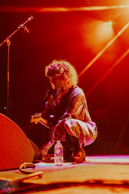 CHICAGO, IL - SEPT 29: Squirrel Flower performs at the Thalia Hall in Chicago on September 29, 2021. (Photo: Jenna Whalen/Aesthetic Magazine)