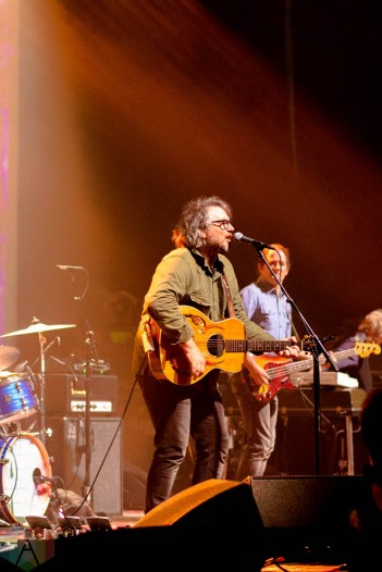 PORTLAND, ORE. - OCT 06 - Wilco performs at the Arlene Schnitzer Concert Hall in Portland, Oregon on October 06, 2021. (Photo: Diana Thompson/Aesthetic Magazine)